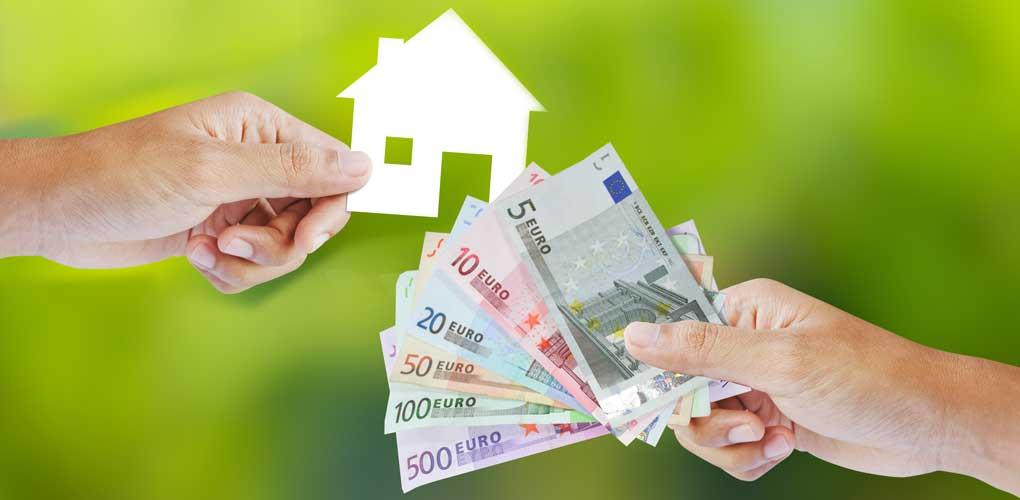 haus gegen Rente - Immobilienrente