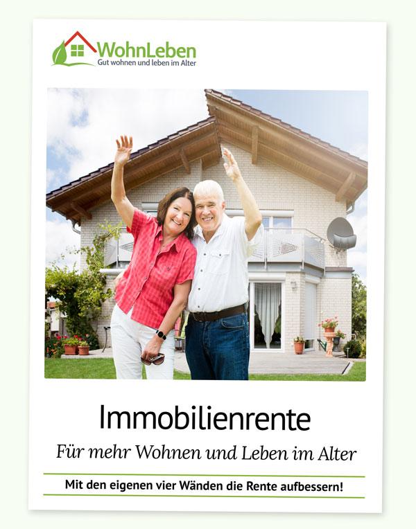 WohnLeben-Broschüre zur Immobilienrente