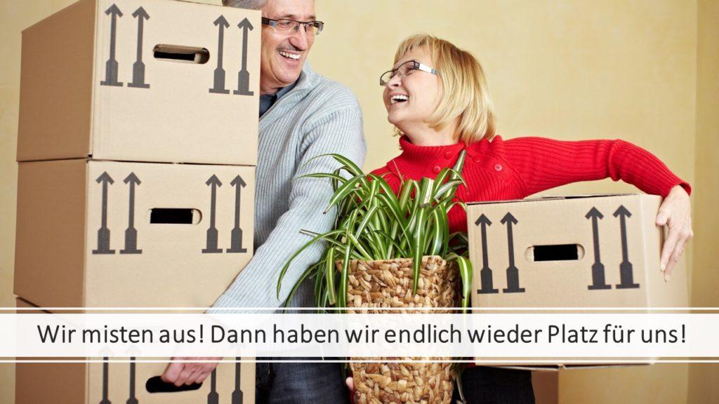 Mit Immobilienrente sorglos zu Hause leben
